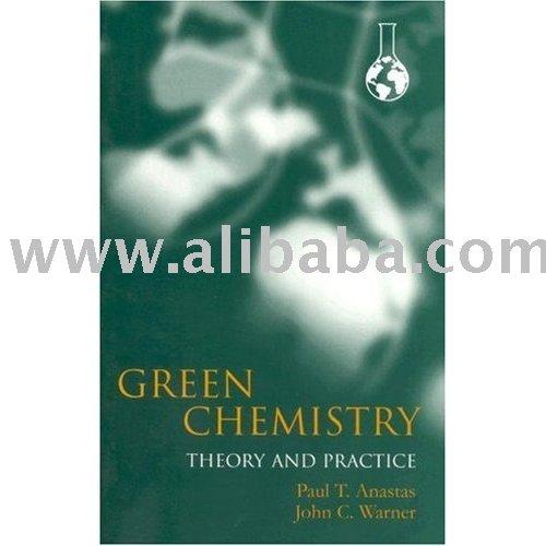 كتب الكيمياء الخضراء