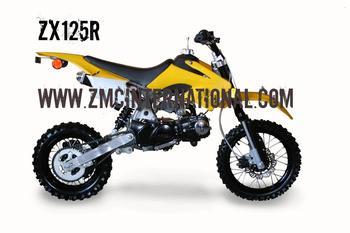 08' Zmc Zx125r Dirt Bike / Pit Bike / OFF Road Motorcycle
