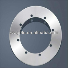 tungsten cemented carbide alloy hole saw slitting blade