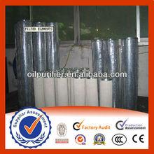 Transformer oil filter cartridge Element/ Coalescence Separation filter