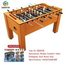 wooden football table & soccer table & foosball table for sale