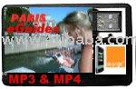 [super Deal] Paris Eguides MP3 / MP4 For Any Media Player