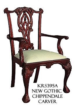 Chippendale silla sillas de madera identificaci n del - Sillas chippendale ...