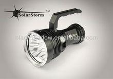 Solarstorm SP03 emergency searchlight high power long distance flashlight