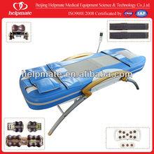 di alta qualità di tormalina full letto massaggio giada massaggio banco a rulli con palla giada massaggio proiettore