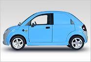 Van Electric Car