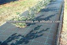 Grass Control Woven Landscape Fabric mulch