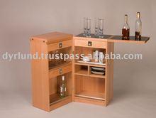 7712 Captains Bar cabinet