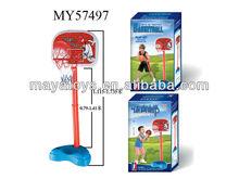 Basketball Stand Set Adjusts to 2 hights 141cm/173.5cm