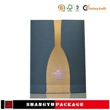 2012 new table calendar,paper chocolate box box inserts natural hang tag