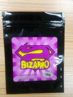 4g DIZARRO AK-47 OMG store ziplock herbal incense bags/potpourri bags/aluminum foil bags