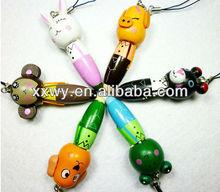 creative gift, ballpoint pen keychain for wedding gifts