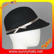 100% Discount cheap wool felt baseball hats for wholesale
