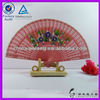 Red Sandalwood Fan