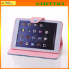 New arrival Korean style shockproof leather stand cover for mini ipad case