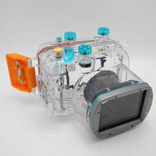 Save 20% Underwater Housing for Canon PowerShot G11 & G12 Digital Camera In Stock