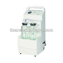 Aparelho elétrico de sucção do aspirador/móvel de plástico médico hospitalar máquina de sucção