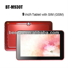 Wholesales 9'' tablet pc screen protector with bluetooth gps