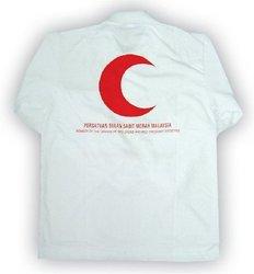 Malaysia Persatuan Bulan Sabit Merah Uniforms