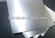 aluminium foil faced/press plywood