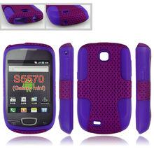 silicon pc cases for Samsung galaxy mini S5570