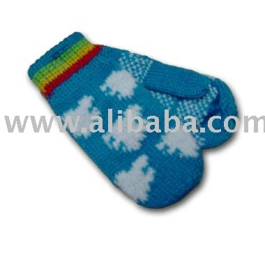 PSSO: Pattern: Basic Toddler/Small Child Mittens