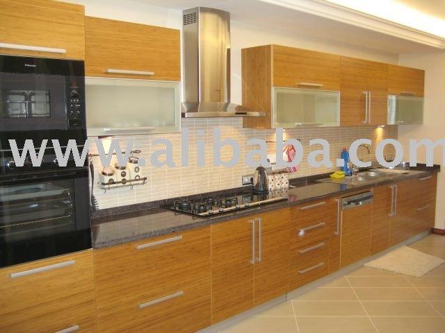meubles en bambou normaux de cuisine meubles de cuisine id du produit 100884947. Black Bedroom Furniture Sets. Home Design Ideas