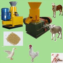 China CE cheapfarm equipment/livestock company use feed pellet machine