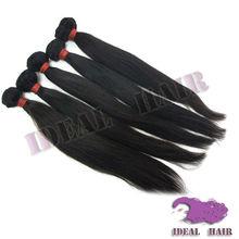 High quality natural color 100% virgin cheap virgin mongolian ocean hair