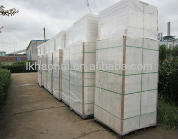 Thermal Insulation Material Calcium Silicate Board with Low Thermal Conductivity and High Strength