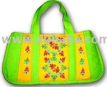 Sequin Cavas Handbags