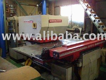 Used Murata Turret Punch Press