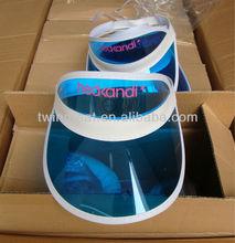 transparent plastic visors