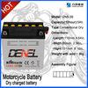 Battery 12N5-3B(12V 5AH)/Motorcycle from China ususal starting battery DENEL FOR QJIANG JIALING LIFAN ZONGSHEN LONCIN WUYANG HO