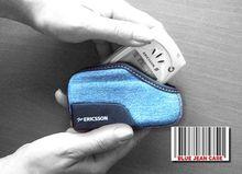 Blue Jean Mobile Phone Case