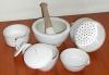 Laboratory Items-Porcelain ware