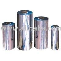 Metallized BOPP Film 8 Micron For Lamination