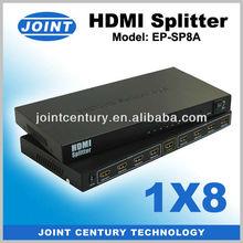 HDMI Splitter to Coaxial