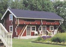 Outa 47a Log House