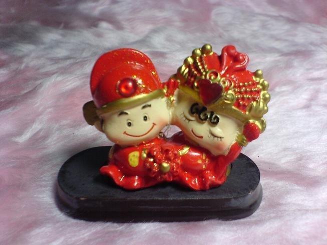 Chinese Wedding Dolls See larger image Chinese Wedding Dolls