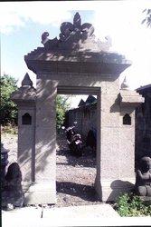 Gapura Pras Stone Handicraft