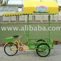 Tricik Vending Cart
