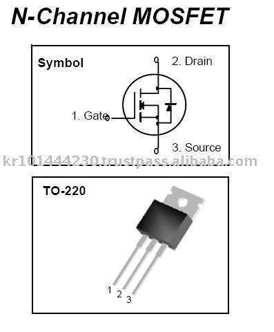 Полевого транзистора