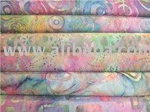 Wax Print Batik Fabrics