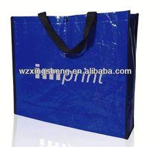 2014 Cheapest fashion promotion non woven shopping bag for cute penguin design shopping bag