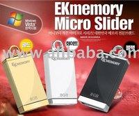 USB Flash Drive (Mini-Slider)