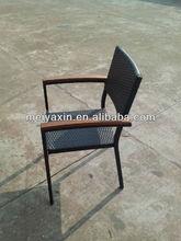 rattan outdoor antique style bar stool MC-164-1