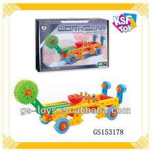 Toy Building Blocks 65 PCS Engineering Car
