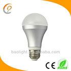 E27 /E14 enery saving Bridgelux chip 7w cob led bulb for indoor lighting