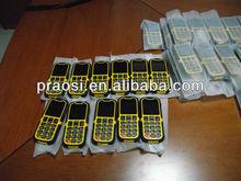 the radio fm rugged cell phone with dual sim card waterproof dustproof shockproof w28